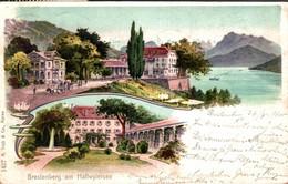 77885- Brestenberg Am Hallwylersee Kanton Aargau 1905 - AG Aargau