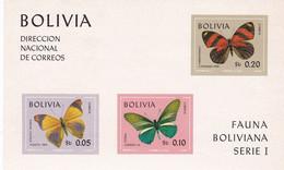 Bolivia Hb 22 Y 23 - Bolivia