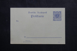 ALLEMAGNE - Entier Postal Non Circulé - L 73748 - Ganzsachen