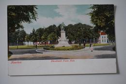 #232 AK: Haarlem Standbeeld Franz Hals - Ohne Zuordnung