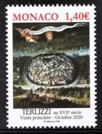 MONACO 2020 - ANCIENS FIEFS DES GRIMALDI - TERLIZZI  - NEUF ** - Ongebruikt