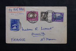 AFRIQUE DU SUD - Enveloppe De Durban Pour La France En 1946  - L 73764 - Storia Postale