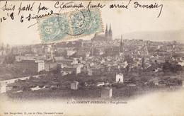 CLERMONT FERRAND VUE GENERALE - Clermont Ferrand