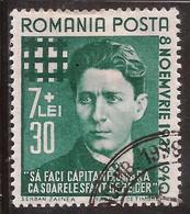 Rumania - Fx. 4170 - Yv. 641 - Codreanu - Lider Fascista - 1940 - * - 1918-1948 Ferdinand, Charles II & Michael