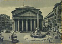 Vintage Photo-Postcard Italia Rome / Pantheon - Pantheon