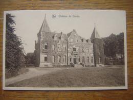 Château De DENEE ( Anhée ) -  Vue Très Peu Courante --- 1955 - Anhee