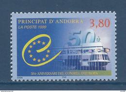 ⭐ Andorre Français - YT N° 515 - Neuf Sans Charnière - 1999 ⭐ - Neufs