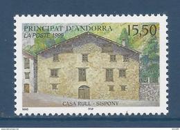 ⭐ Andorre Français - YT N° 522 - Neuf Sans Charnière - 1999 ⭐ - Neufs