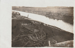 La Bassée  Carte Photo Guerre De 1914 - Non Classificati