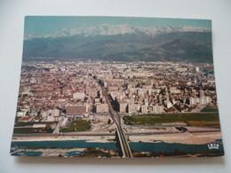 GRENOBLE  PONT DE CATANE - Grenoble