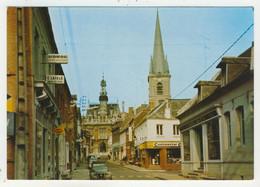 59 - Solesmes - Rue De La Selle - Solesmes