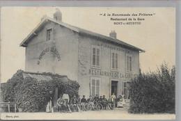 Mont Sur Meurthe Restaurant De La Gare - Andere Gemeenten