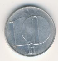 CZECHOSLOVAKIA 1992: 10 Haleru, KM 146 - Czechoslovakia