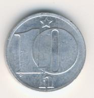 CZECHOSLOVAKIA 1981: 10 Haleru, KM 80 - Czechoslovakia