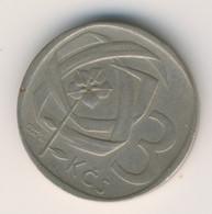 CZECHOSLOVAKIA 1968: 3 Koruny, KM 57 - Czechoslovakia