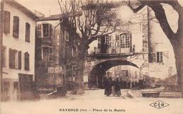 ¤¤   -   FAYENCE   -   Place De La Mairie    -  ¤¤ - Fayence