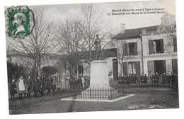 Saint-seurin-sur-l'isle - Le Monument Aux Morts De La Grande Guerre - Other Municipalities