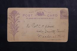 AUSTRALIE - Entier Postal Du New South Wales En 1890 Pour Macdonaltown - L 73806 - Briefe U. Dokumente