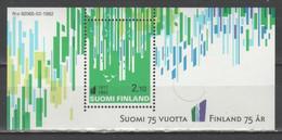 Finlandia 1992 - Indipendenza Bf          (g6658) - Finland