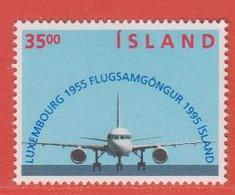 1995 ** Islande  (sans Charn., MNH, Postfrish)  Yv  783Mi  832 - Nuevos