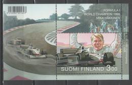 Finlandia 1999 - Hakkinen Bf          (g6661) - Finland