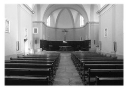 FRONTONAS - Intérieur De L'église Saint-Julien - Other Municipalities