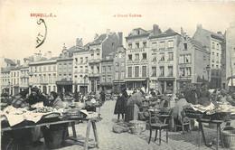Belgique - Bruxelles - Marché Du Grand Sablon - Mercadillos