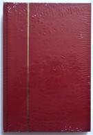 Classeur Pour Timbres Petit Format 15.5cmx22.5cm 16 Pages Et 7 Bandes/page - Klein Formaat, Blanco Pagina