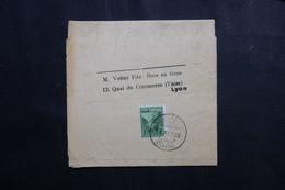 ROUMANIE - Bande D'Imprimé De Bucarest Pour La France En 1928 - L 73821 - 1918-1948 Ferdinand, Charles II & Michael
