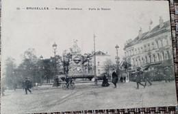 Bruxelles : Porte De Namur - Avenidas, Bulevares