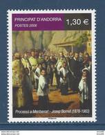 ⭐ Andorre Français - YT N° 631 - Neuf Sans Charnière - 2006 ⭐ - Unused Stamps