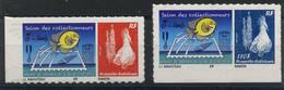 Nouvelle Caledonie (2014) N 1221A A 1221B (Luxe) Autoasdhesifs - Unused Stamps