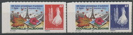 Nouvelle Caledonie (2015) N 1262 A 1263 (Luxe) Autoasdhesifs - Unused Stamps