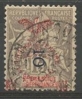 Nouvelle Caledonie (1903) N 85 (o) - Usados