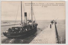 BOYARDVILLE ILE D'OLERON LE VAPEUR LA TRAVERSEE DE BOYARDVILLE A LA ROCHELLE EDIT SPECIALE DE L'HOTEL DES BAINS - Ile D'Oléron