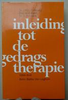 Inleiding Tot De Gedragstherapie - Practical
