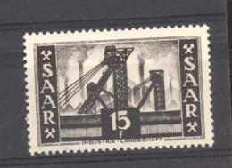 Sarre  :  Yv  322  ** - Unused Stamps