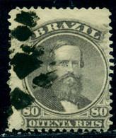1966 Emperor Pedro II, Definitives, Brazil, Mi. 26, VFU - Brésil