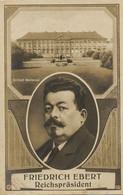 Friedrich Ebert Born In Heidelberg  Weimar Republic 1 St President  Schloss Bellevue - Otros