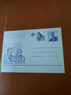 Gele Briefkaart Blake En Mortimer 16+1 Frank - Postcards [1951-..]