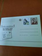 Gele Briefkaart Pistwaardestukken 16+1 Frank - Postcards [1951-..]