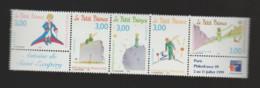 "FRANCE / 1998 / Y&T N° 3175/3179 ** En Bande Ou B3179A ** (Bande ""Le Petit Prince"") X 1 - Unused Stamps"