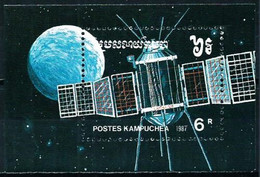 Kampuchea Nº HB-59 Nuevo --- Temática Astrología - Kampuchea