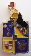 Insigne Militaire CAVALERIE 3ème Régiment De Dragons - Non Classificati
