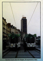 TRAMWAY - NANTES (Nantes) - 1992 - Tram
