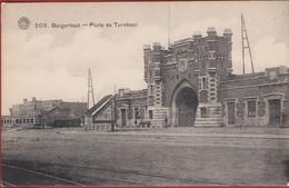 Antwerpen Borgerhout Porte De Turnhout Turnhoutse Poort Brialmont Edit. G. Hermans (In Zeer Goede Staat) - Antwerpen