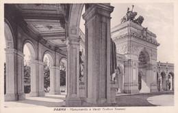 PARMA- MONUMENTO A VERDI - Parma