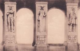 PARMA- MONUMENTO A VERDI STATUE DELLE OPERE - Parma