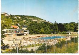 Cpsm Obernai - La Piscine Et Le Mont-National . - Obernai