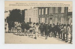 GUERRE 1914-18 - LA TREMBLADE - 1917 - Séjour De La 4ème Compagnie Du 13ème Bataillon Des TIRAILLEURS MALGACHES - Danse - War 1914-18